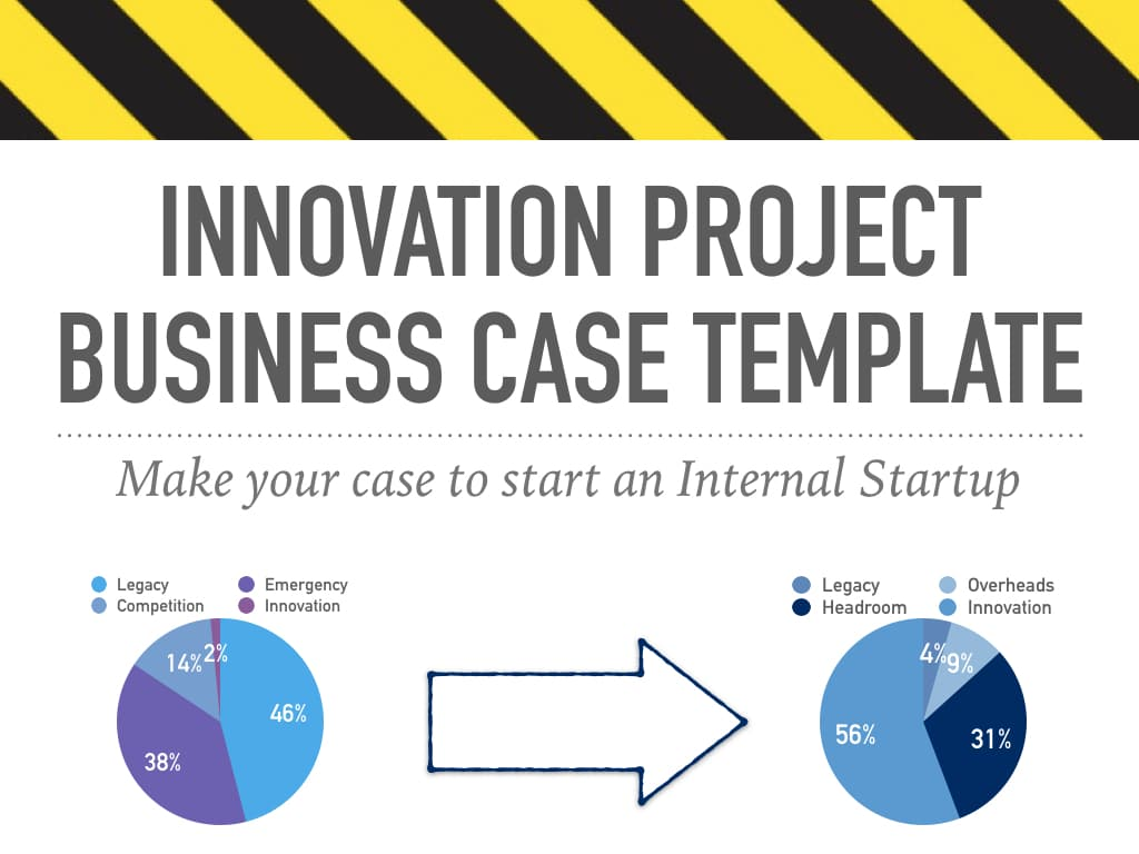 innovation project business case template